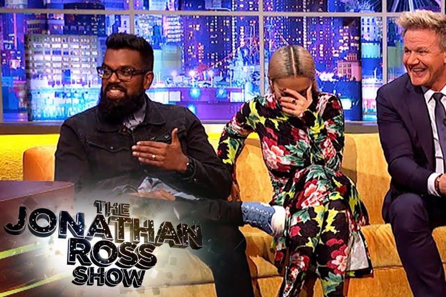 Romesh Ranganathan's Childhood Eating Habits