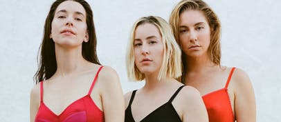5 new HAIM songs that will sound massive live